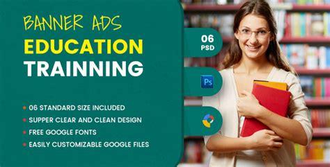 banner design education education banner html5 gwd jogjafile