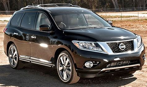nissan pathfinder sv suv top 10 best family cars of 2013