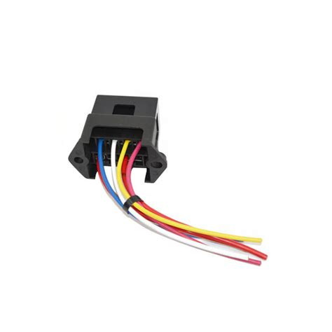 Jz5501 Jiazhan Car 4 Way Fuse Box 4 Road With Wire