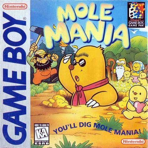 emuparadise vectrex mole mania game boy