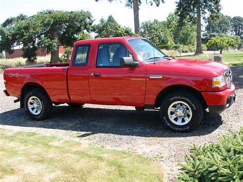 find   ford ranger xlt supercab   dr   engine  speed mt  miles