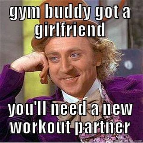 Workout Partner Meme - the gallery for gt funny workout partner memes