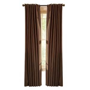 home depot curtains martha stewart living zinc thermal tweed back tab curtain