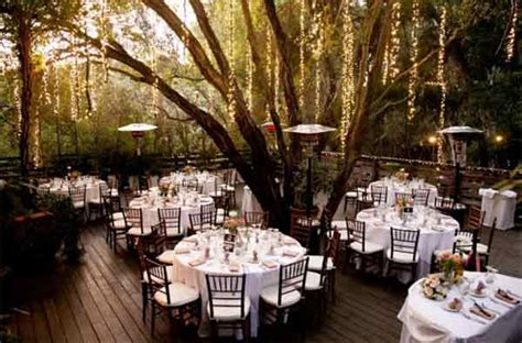 best wedding reception venues in california calamigos ranch southern california weddings