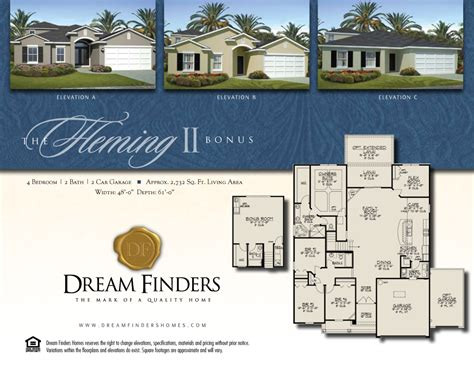 dream finders homes floor plans dream finders homes wellington floor plan