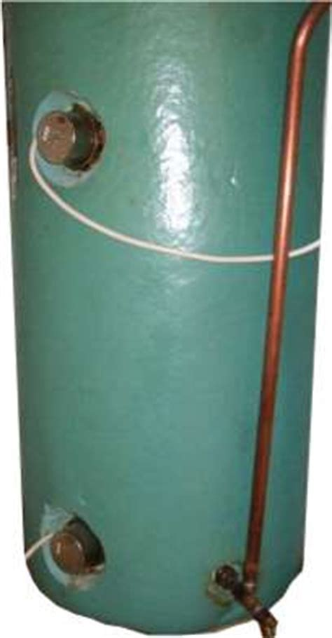 immersion heater cylinder change an immersion heater element plumbing
