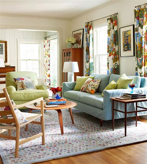 colourful living room 10 decorating ideas for renters the decorating files
