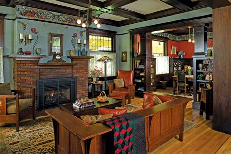 bungalow interiors arts and crafts arts and crafts cottage 6 arts crafts furniture essentials old house online