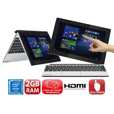 Meldi 2 In 1 Gb notebook 2 em 1 touch positivo duo zx3060 intel 174 atom 2gb 32gb ssd leitor de