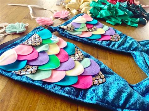 colorful mermaid tails kara s ideas colorful mermaid birthday kara