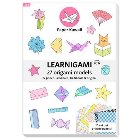 Origami Ebooks - paper kawaii shop printable origami paper diagrams