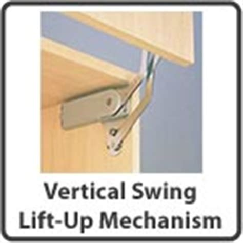 vertical swing lift up mechanism hinges stays door accessories products alema hardware