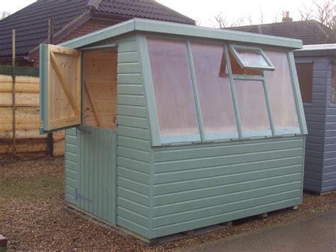 lushington herefordshire corner shed
