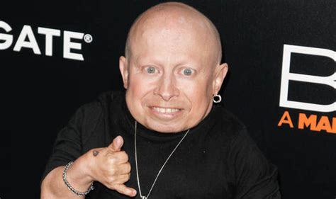 Mini Me Returns To Rehab by Verne Troyer Receiving Addiction Treatment