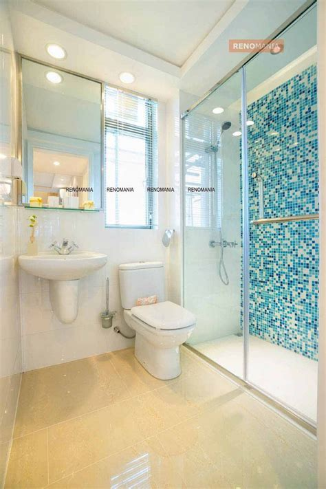 latest trends in bathroom tiles glass mosaic tile trends in your bathroom renomania