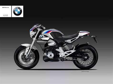 Indian Motorrad Qualität by Motosketches Bmw G310 Classic Racer Concept