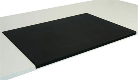 Black Desk Mat Fold Ergonomic Desk Mat
