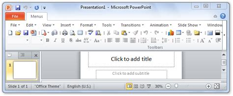 where is clip in microsoft powerpoint 2007 2010 2013