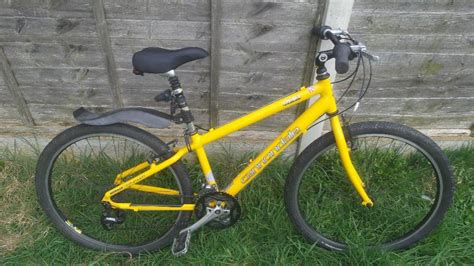 cannondale 400 comfort hardtail dirt jump bike v g 163 80