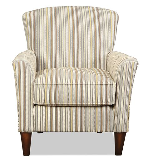 lonsdale accent chair striped levin furniture