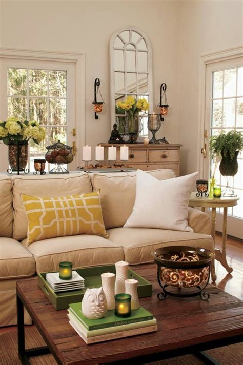 idea for living room decor 33 cheerful summer living room d 233 cor ideas digsdigs