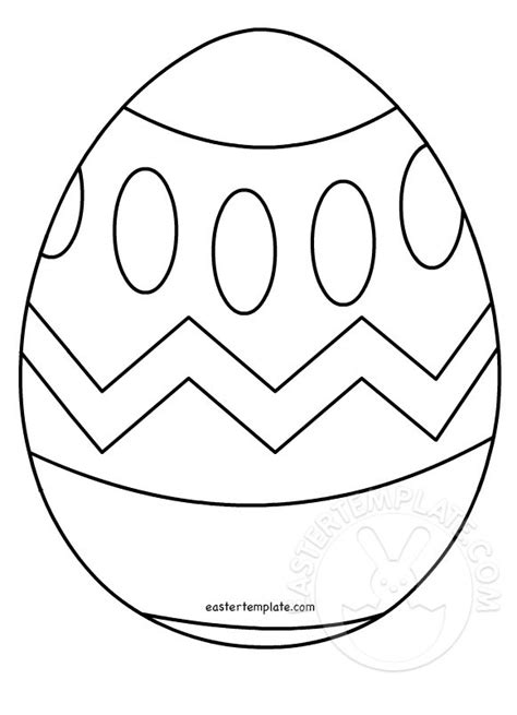 easter template have fun with free printables easter