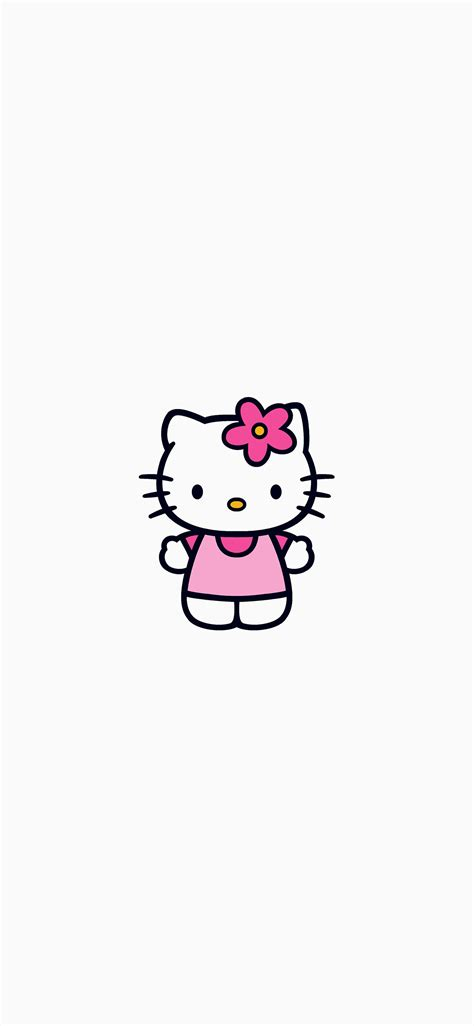 Phone Hellokitty Logo iphonexpapers apple iphone wallpaper ar87 hello logo illustration