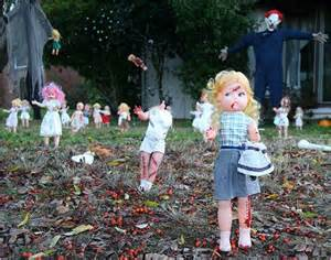 haunted backyard ideas superlative yard decoration ideas