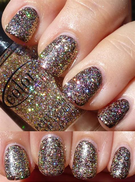 Gold Bread Lover by Paillette A Nail Journal Color Club Beyond