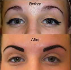 eyebrow tattoos cost pen pros cons aftercare before