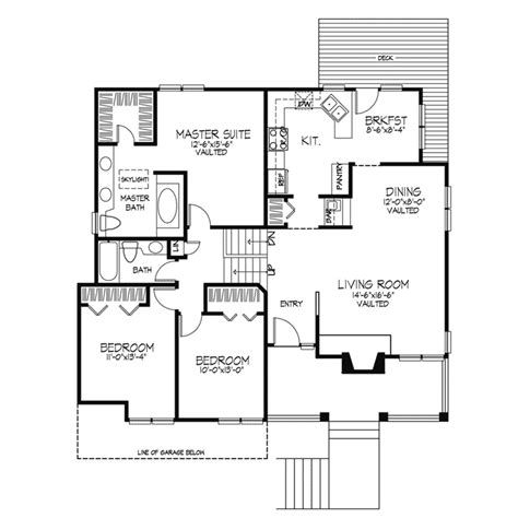 front to back split level house plans front to back split house plans