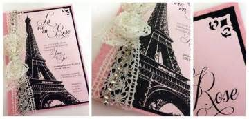 Paris Themed Quinceanera Vintage Paris Themed Invitation Quinceanera Ideas Pinterest Vintage Paris And Vintage