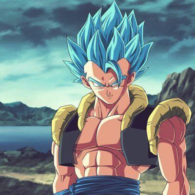 Hq 6406 Blue would gogeta defuse faster as a saiyan blue