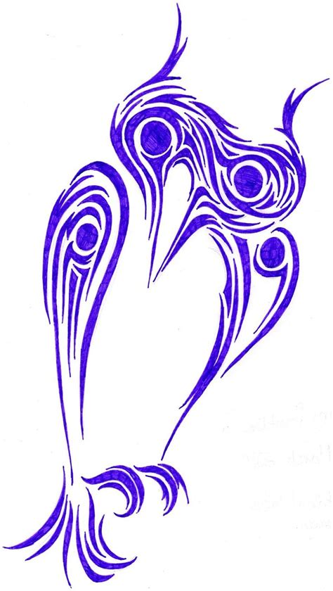 owl tribal tattoo designs best 25 tribal owl tattoos ideas on tribal