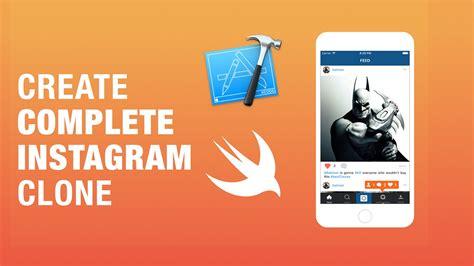 github tutorial collaboration instagram clone tutorial swift how to create instagram app
