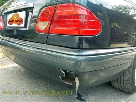 Mercedes W124 Spiral Belakang mercedes w210 reparasi bumper belakang laris abadi