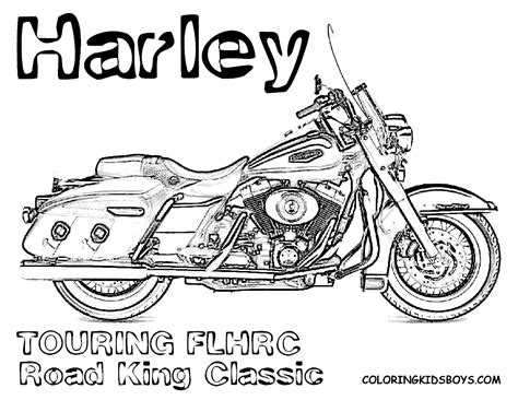 harley motorcycle coloring pages to print harley davidson coloring pages harley davidson free