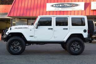 2016 jeep wrangler rubicon unlimited white