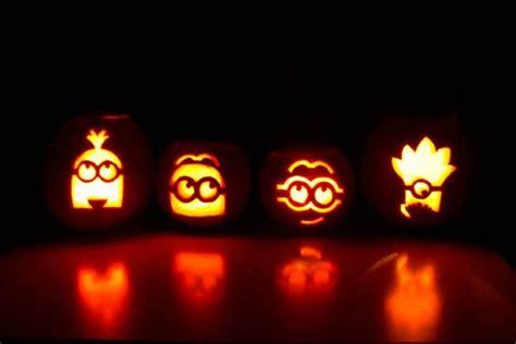minion pumpkin stencils halloweenpumpkins pumpkin