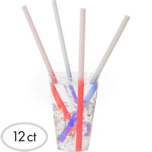 color changing straws blue color changing straws 12ct city