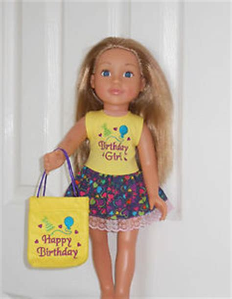 design a friend clothes ebay clothes for 18 inch design a friend doll birthday outfit