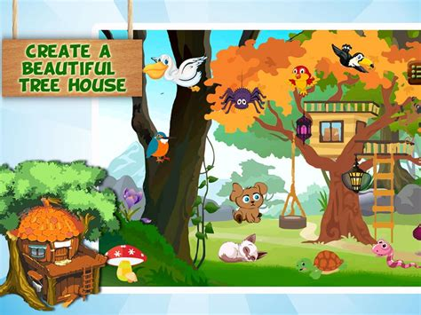 tree house design games tree house design decoration android apps on google play