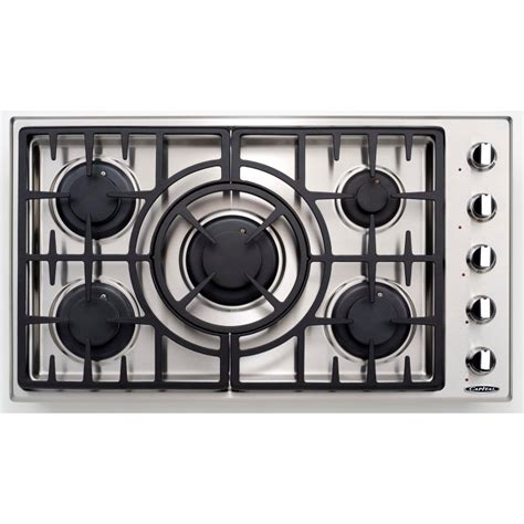 Capital Gas Cooktop capital 36 maestro series mct365gsn gas cooktop payless