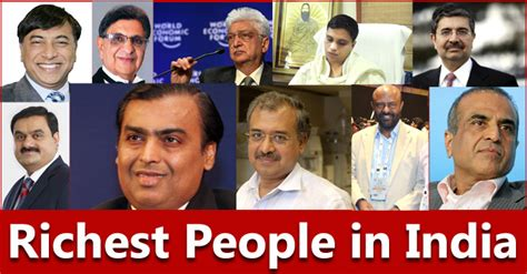 list of top 10 richest in india 2017 india s richest persons