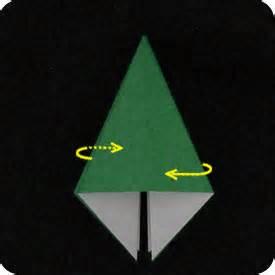 Origami 8 Sided - 8 sided tree origami tree free origamii