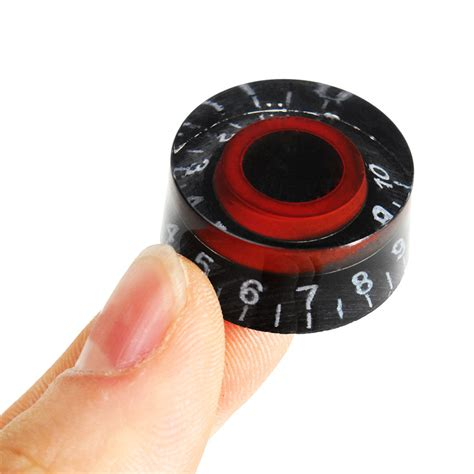 Electronic Knobs by Black Electronic Guitar Speed Knobs Knobs