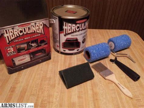 diy bed liner armslist for sale herculiner diy bed liner kit