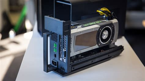 how to make a external graphics card installing a card in the razer external gpu
