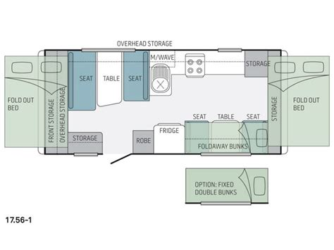 jayco expanda floor plans new jayco expanda 17 56 1 caravans for sale