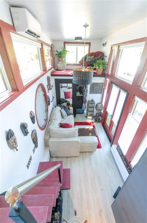 Fixer Upper Show House For Sale by Woman Downsizes Into Amazing Tiny Home On Wheels